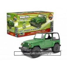 Revell Snap Tite Build and Play Jeep Wrangler Rubicon