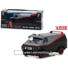 Greenlight 1:43 1983 Gmc Vandura The A-Team Van (Limited Edition)