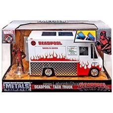 Jada Metals Die Cast DeadPoll Taco Truck