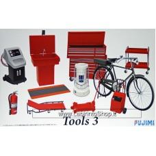 Fujimi 1 / 24 Scale Tools 3