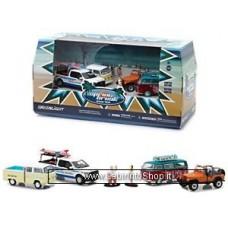 Greenlight - Multi-Car Dioramas - Spring Break Road Trip (Diecast Car)