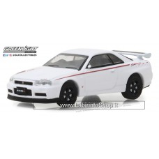 Greenlight - Tokyo Torque - 2001 Nissan Skyline GT-R (BNR34)