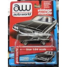 Auto World 1:64 - Vintage Muscle - 1973 Dodge Challenger