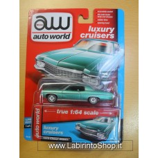 Auto World 1:64 - Vintage Muscle - 1970 Chevy Impala