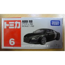 Takara Tomy Tomica 06 Audi R8