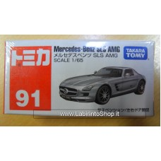 Takara Tomy Tomica 91 Mercedes-Benz SLS AMG