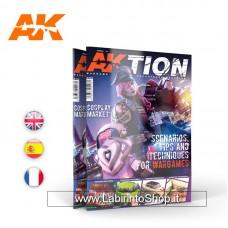 AK Interactive Aktion Number 1