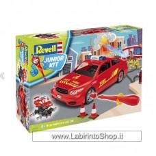 Revell 00810 Junior Kit Fire Chief Car