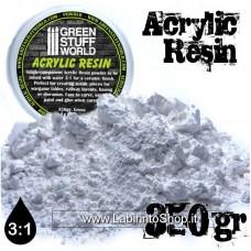 Acrylic Resin 350gr
