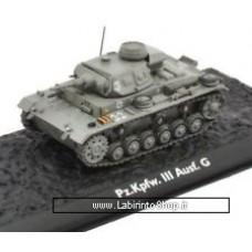 Atlas - Ultimate Tank Collectiion - Pz.Kpfw. III Ausf. G