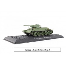 Atlas - Ultimate Tank Collectiion - T-34