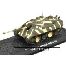 Atlas - Ultimate Tank Collectiion - Jagdpanther SdKfz 173