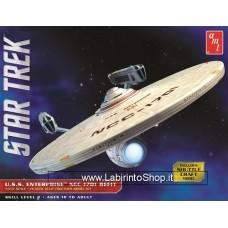 AMT Star Trek USS Enterprise Refit