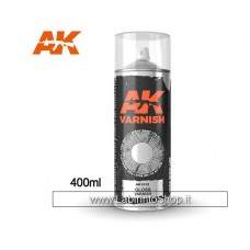AK Interactive - AK1012 - Gloss Varnish - 400 ML