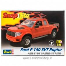 Revell - Snap Tite Ford F-150 SVT Raptor 1/25 Model Kit
