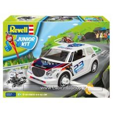 Revell - Junior Kit 00812 Rallye Car 1/20 Model Kit
