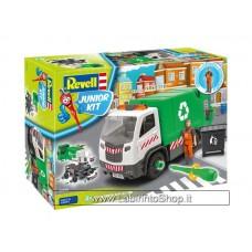 Revell - Junior Kit 00808 Garbage Truck Model Kit