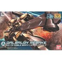 Galbaldy Rebake (HGBD) (Gundam Model Kits)