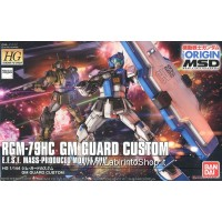 GM Gard Custom (HG) (Gundam Model Kits)