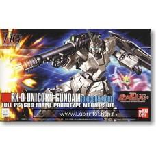 RX-0 Unicorn Gundam Unicorn Mode (HGUC) (Gundam Model Kits)