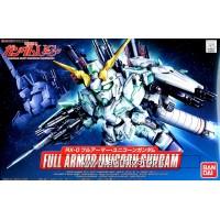 Full Armor Unicorn Gundam (SD) (Gundam Model Kits)
