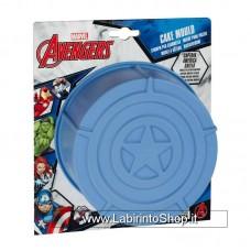 Marvel Silicone Baking Tray Captain America Shield