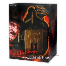 "Neca Nightmare on Elm Street - Freddy""s Furnace Diorama"