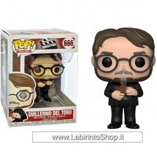 POP! Movies - Director - Guillermo Del Toro