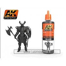 AK Interactive - AK178 - Primer Black - 60 ML