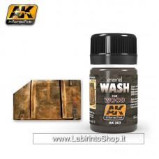 AK Interactive - AK263 - Enamel Wash – Wood