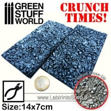 Green Stuff World Broken Bones Plates - Crunch Times!