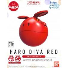 Haropla Haro Diva Red (Gundam Model Kits)
