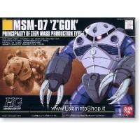 MSM-07 Z`Gok Mass Production Type (HGUC) (Gundam Model Kits)