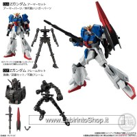 Mobile Suit Gundam G Frame MSZ-006 Z Gundam - Complete Set of Two