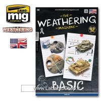 AMMO of Mig Jimenez 4521 The Weathering Magazine Issue 22 BASIC
