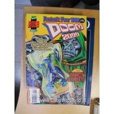 Marvel Comics - Fantastic Four 1996 vs Doom 2099 - june 1996