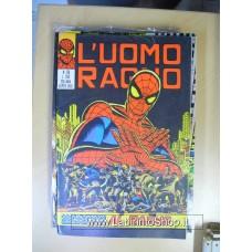 Corno - Collana Super-Eroi - L'Uomo Ragno 113 - agosto 1974