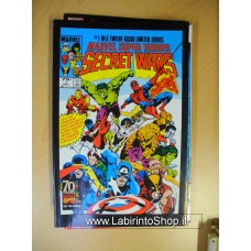 Marvel Comics - Marvel Super Heroes - Secret Wars - October 2009