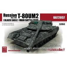 Model Collect Russian T-80UM2 Black Eagle Main Battle Tank  (1/72)