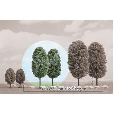 Busch - HO6053 - 2 x 100 mm Park Tree