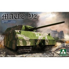 Takom World War II German Super Heavy Tank Maus