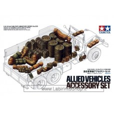 Tamiya 229 - 1/35 Allied Vehicles Accessory Set