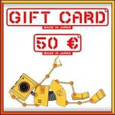 Buono Acquisto del Valore di 50 euro
