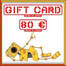 Buono Acquisto del Valore di 80 euro