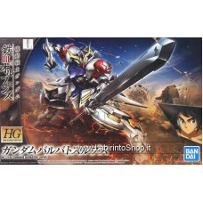 Gundam Barbatos Lupus (HG) (Gundam Model Kits)