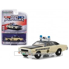 Greenlight - Hot Pursuit - 1977 Plymouth Fury Tennessee State Police