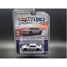 Greenlight - Hot Pursuit - 2008 Dodge Charger Pursuit - Autopistas Highway Patrol