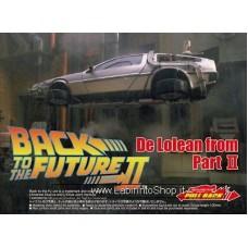 Aoshima - Model Kit - Back to the Future - Delorean - Part II