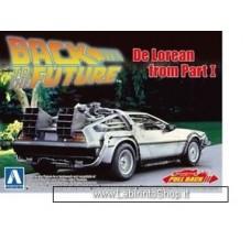 Aoshima - Model Kit - Back to the Future - Delorean - Part I