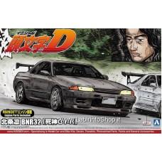 Aoshima - Model Kit - 1/24 Nissan Rin Hojyo Bnr32 Skyline GT-R